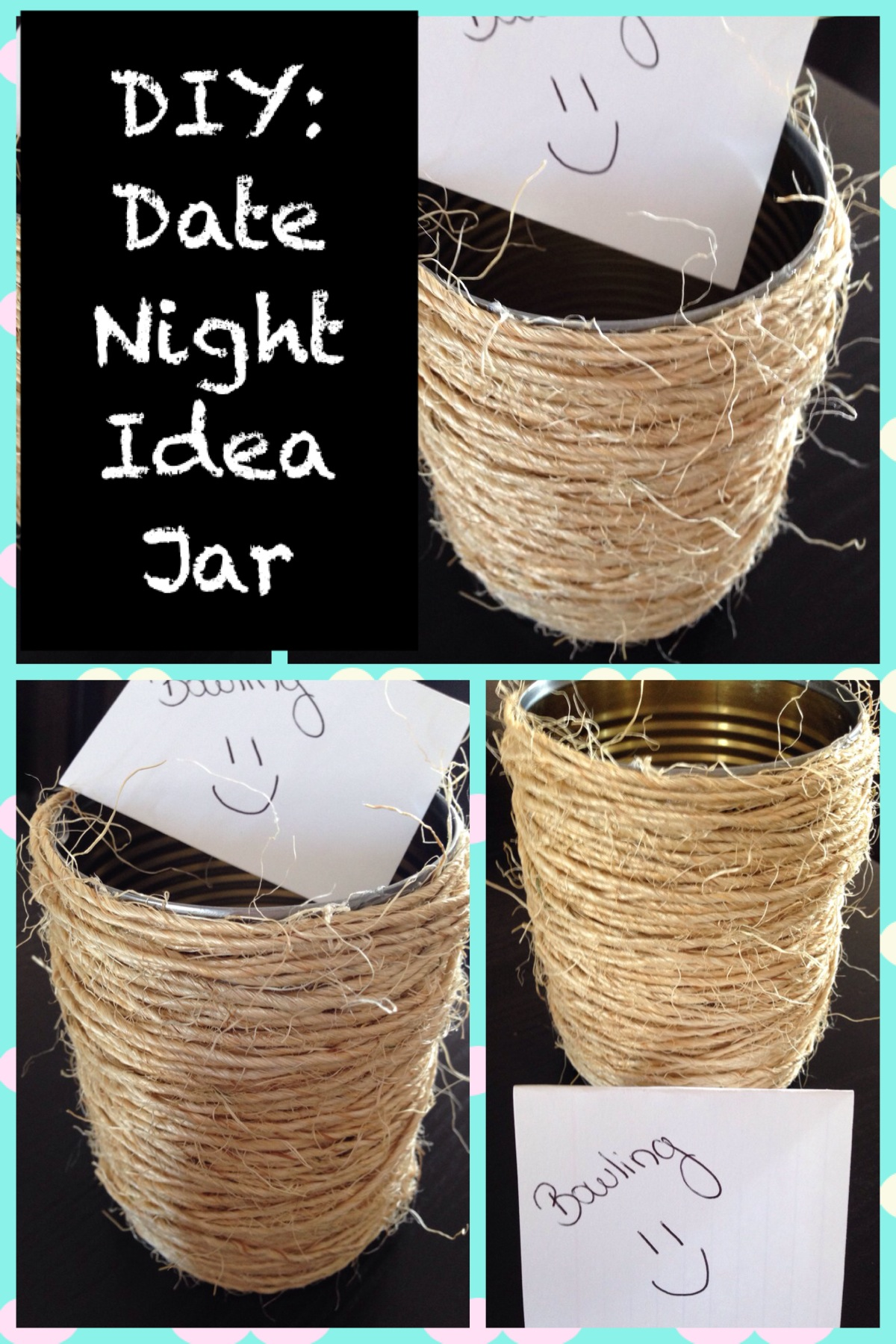 Diy Couples Dates Jar Ideas For Dates And Outings It S A Raw Life